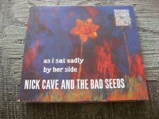 Nick Cave:  As I sat sadly by her side  PROMO  CD single  EX+