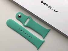 Genuine Apple Watch Sport Band Strap 38mm /40mm SPEARMINT *RARE*