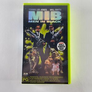 MIB Men In Black VHS new and sealed Will Smith