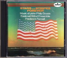 Frederick FENNELL: SOUSA Stars and Stripes Forever MERCURY CD The Liberty Bell