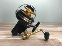Vintage PENN 704Z SPINNING REEL Fishing Made in USA Working Power Drag
