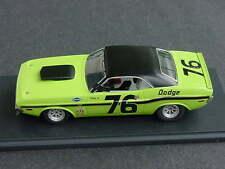 SMTS 1/43 Dodge Challanger Trans Am #76 Riverside 1970 Tony Adamowicz