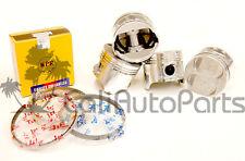Honda Civic Del Sol 1.5 D15B D15B1 D15B2 D15B7 SOHC PM3 Pistons & Rings
