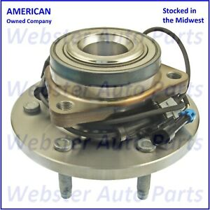 Front Wheel Hub Bearing Assembly for Hummer H3