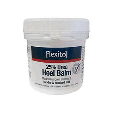 Flexitol Heel Balm 500g | Cracked Heels Treatment- Re-Sealable Lid (No Waste)