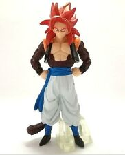 Japan Bandai Gogeta Super Saiyan 4 Gashapon Dragon Ball Z Action Figure Toy