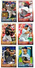 2015 Topps Opening Day 10 Card Lot Cueto,Polanco,Darvish,Marte,Bogaerts + 5 more