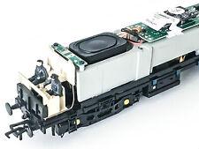 Upgrade Speaker For DCC Sound Bachmann Class 37, 24, 25, TTS, Loksound 4, Zimo