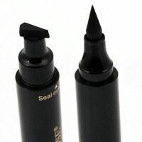 Waterproof Black Winged Eyeliner Stamp Eye Pencil Liquid Thin Thick Makeup New