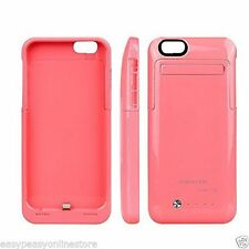 Étuis, housses et coques roses Apple iPhone 6 pour téléphone mobile et assistant personnel (PDA) Apple