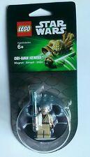 LEGO Star Wars OBI-WAN KENOBI Magnet Minifigure #850640  NEW & UNOPENED-RETIRED!