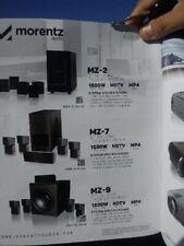 Morentz Mz-7 Home Theatre System