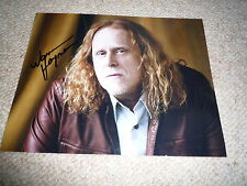 WARREN HAYNES signed Autogramm 20x25 cm In Person  Allman Brothers Gov't Mule