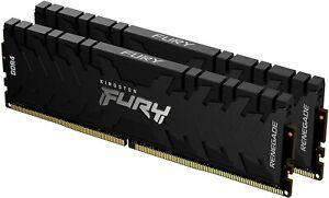 Kingston FURY Renegade 16 GB (2x8GB) 3200 MHz DDR4 CL16 Desktop Memory Kit