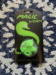 Vintage Squirmles Squiggly Fuzzy Worms Magical Toy Nostalgia Unopened