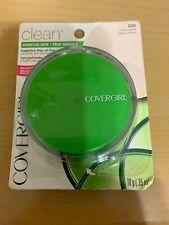 Covergirl Clean Sensitive Skin Pressed Powder #220 Creamy Natural