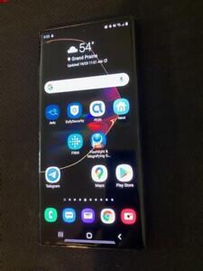 Samsung Galaxy Note10 plus, SM-N975U - 256GB -BLACK (Unlocked) + New Case