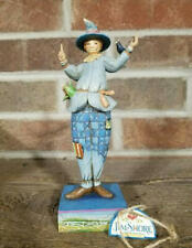 Sealed Enesco Jim Shore Wizard Oz Figurine Scarecrow I Think Therefore I Am