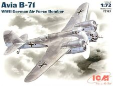 ICM 1/72 Avia B-71 WWII German Bomber # 72163