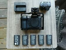 Panasonic LUMIX DC-S1 24.2 MP Camera Body - With V-Log upgrade and XLR interface