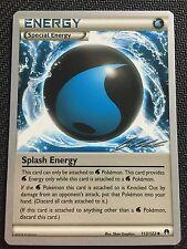 Pokemon TCG : 4 X SPLASH ENERGY 113/122 World Championship PROMO Uncommon