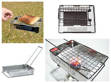 Primus Stainless Steel Foldable Camping Toaster