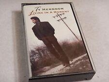 Ty Herndon : Living In A Moment - 1996 Cassette Tape