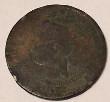 10 Centimes Cérès Bronze 1872A N3