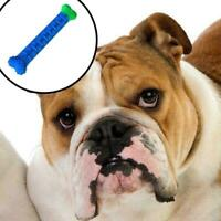 Chew Toy Dog Toothbrush Pet Molar Tooth Cleaning Brushing Stick Doggy Puppy O7D8