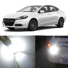 Alla Lighting Back-Up Reverse Light 7440 Super White 12V LED Bulb for Dodge Dart