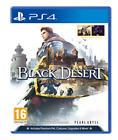 Software - PS4-Black Desert GAME NEUF