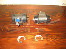 Pair of New Rear Wheel Cylinders for MG Midget 1975-79