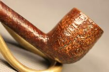 Superb Peterson Vintage Sandblast Briar Straight Lovat Estate Pipe Pipa Pfeife