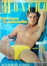 Gay interest magazine November 96 French Edition
