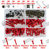 Complete Fairing Bolts Kit for Kawasaki Ninja ZX6R/636/ZX6RR 2003 2004 2005 2006