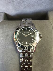 Fendi F265210 Women's Wristwatch New