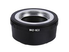 Objectif M42-NEX Adaptateur pour Objectif M42 pour Sony E-Mount NEX7 NEX5 NEX3 NEX5N Vendeur Britannique