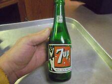 Vintage 7up 7-Up Soda Bottle Girl in swimsuit Fargo, North Dakota