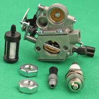 Carburetor Carb For Stihl MS362 MS362C Chainsaw (with Fuel Filter Line)