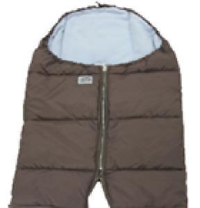 REDCASTLE - Combizip - Brown/Blue- Baby Winter Warmer