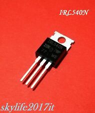 Mosfet IRL540N N-channel 100V 36A - 1 pezzo IRL 540 N POWER LOGIC LEVEL