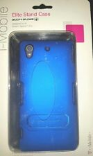 NEW Body Glove Elite Stand Case Sony Xperia Z1s - Blue + Free Screen Protector