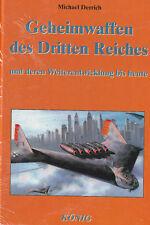 GEHEIMWAFFEN DES DRITTEN REICHES - Michael Derrich BUCH - NEU