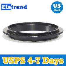 US 58mm Reverse Mount Macro Adapter Ring for Nikon Z-Mount Camera Z6 Z7