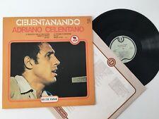 Adriano Celentano - Celentanando - 1978 LP 33 Giri