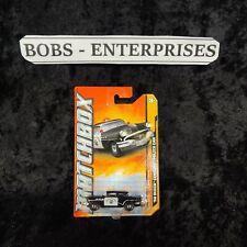 Matchbox 2012 '56 BUICK CENTURY POLICE CAR - NIP - Old Town Series ec-384