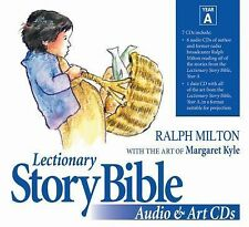 Lectionary Story Bible by Ralph Milton (1990, CD-ROM)