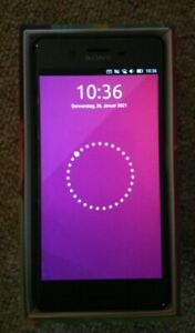 Sony Xperia X 32GB – Ubuntu Touch – Privacy Ubuntu Phone – Graphite black