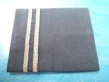 Passant, Galon, épaulette -  Caporal - Armée de l'air Belgique - 1983 - 2 PHOTOS
