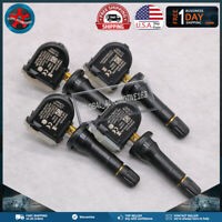 New 433MHz Set of (4) TIRE PRESSURE SENSOR TPMS for GM Buick Chevy GMC 13598773